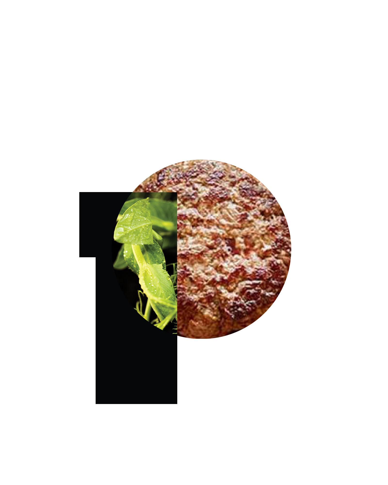 PURIS P burger