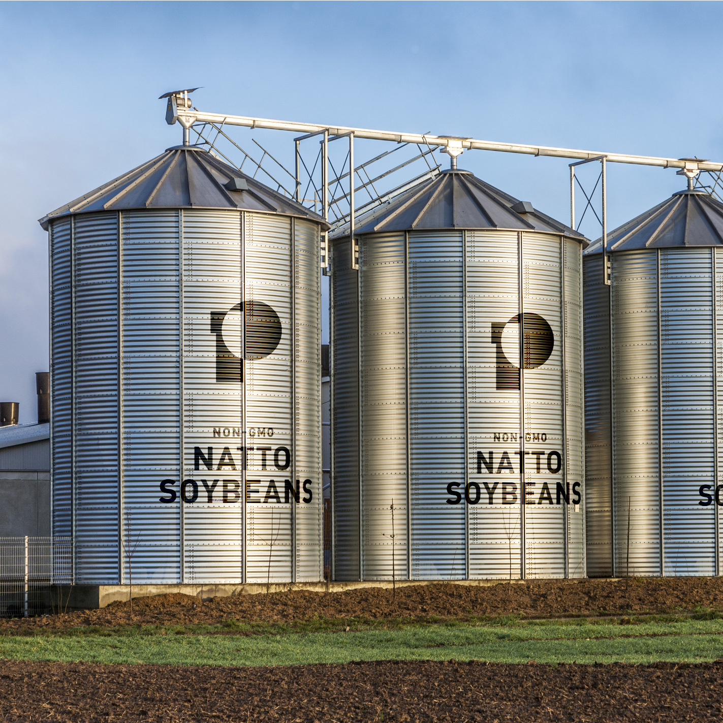 Grain bins natto 01